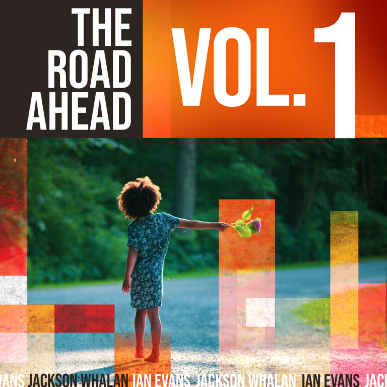 album-cover-the-road-ahead-vol-1-hip-hop-beats-instrumentals-jazz