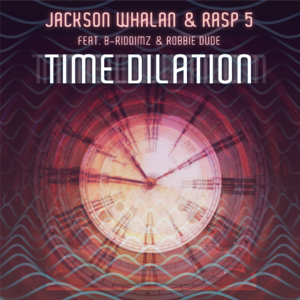 jackson-whalan-rasp-5-time-dilation-album-cover-bass-music-rap