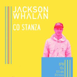 jackson-whalan-co-stanza-schubas-chicago-show-poster