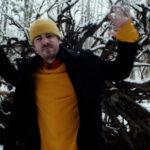 jackson-whalan-rap-video-woods-berkshires-angry-hip-hop-yellow-sweatshirt