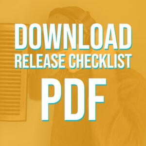 music-release-checklist-independent-artists-pdf-download