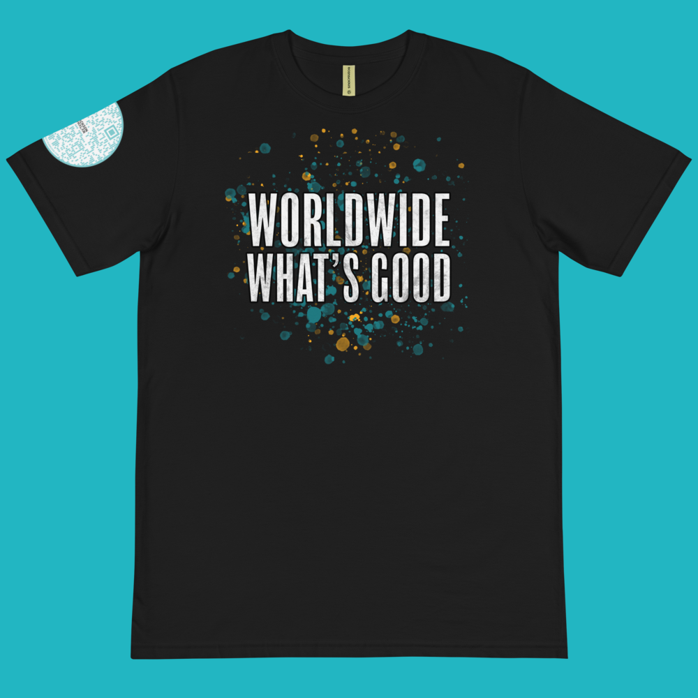 world-wide-whats-good-t-shirt-text-blue-background-jackson-whalan-krs-one